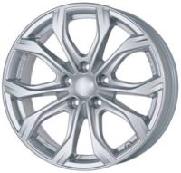 Alutec W10 silver 8.5x19 5x120 DIA72.6 ET45