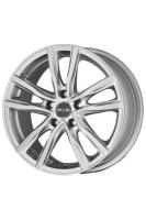 MAK Milano Silver 6.5x16 5x114.3 DIA76 ET40