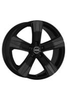 MAK Stone 5 gloss black 6.5x16 5x118 DIA71.1 ET65