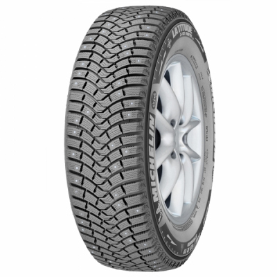 Michelin Latitude X-Ice North 2+ 225/70R16 107T XL Шип
