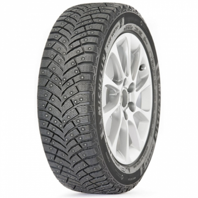 Michelin X-Ice North 4 205/55R16 94T Шип