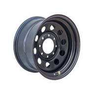 OFF-ROAD Wheels Dodge Ram 2500/3500, Hummer H1/H2 9x17 8x165.1 DIA121 ET0 черный