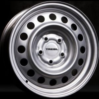 Trebl 6085 5.5x14 5x120 DIA67.1 ET40 Silver