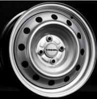 Trebl X40031 7x16 4x108 DIA63.3 ET37.5 Silver