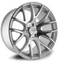 Vissol V-001 Silver Cut 9.5x18 5x112 DIA66.6 ET40 SILVER