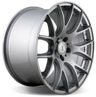 Vissol V-001 Silver Polished 9.5x18 5x100 DIA57.1 ET35